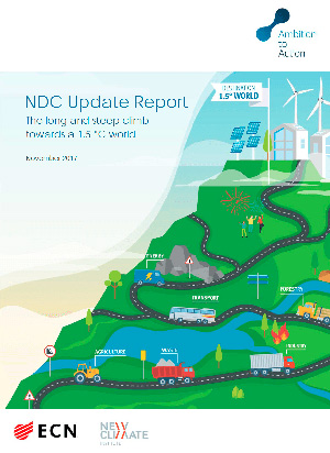 NDC Update Report (Nov 2017)